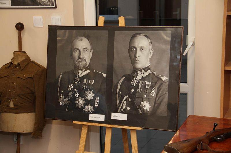Wystawa na 100-lecie odzyskania Niepodległości