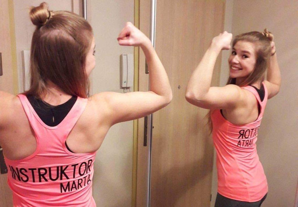 Rozmowa z Martą Machowską – instruktorką fitness, zajęć tanecznych dla dzieci i terapii tańcem dla seniorów.