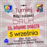 Piłkarski turniej Orlików