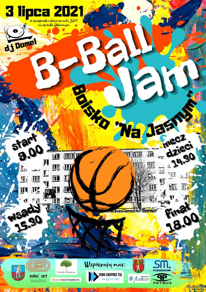 B – Ball Jam